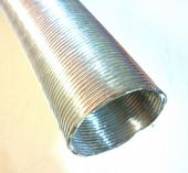 Heating exhaust pipe 55mm